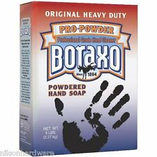 10 Boxes 5# Original Boraxo Powdered Hand Cleaner Soap DIA02203