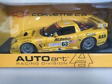 1:18 AUTOart Chevrolet Corvette C5R 25HR Lemans GTS France 2002