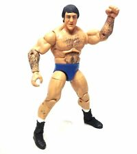 "WWF WWE Wrestling Superpose Classic Bruno Sammartino Mattel ELITE 6"" figure toy"