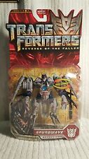 Transformers Decepticon Revenge of The Fallen Soundwave! MIB Deluxe Class!
