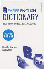 Easier English Dictionary: Over 25,000 Words and Expressions (Easier English),Co