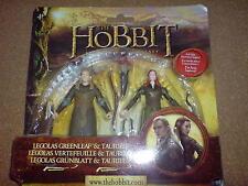 Lo Hobbit-Un viaggio inaspettato-LEGOLAS GREENLEAF, Tauriel 2 Pack Nuovo