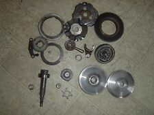 2006 ETON VIPER 70 CLUTCH AND TRANSMISSION GEARS MISC