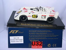 FLY C46  PORSCHE 908 FLUNDER  #40 1000Kms BUENOS AIRES 1970  COCACOLA  MB