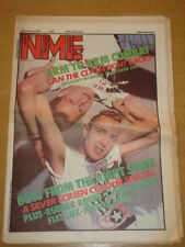 NME 1984 FEB 25 CLASH FEATURE POISON GIRLS RODEO