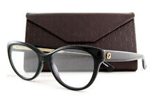 Brand New GUCCI Eyeglass Frames 3851 Y6C Black For Women