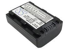 Batería Li-ion Para Sony Dcr-hc16 Hdr-sr11 / e Hdr-sr11 Dcr-hc30 Dcr-dvd115e Nuevo