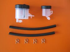 DUCATI 748/916/996/998/BREMBO GENUINE BRAKE/CLUTCH RESERVOIR/HOSE/CLIPS KIT