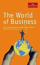 The World of Business: From Valuable Brands and Games Directors Play to Bail-Out