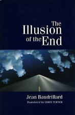 The Illusion of the End, Baudrillard, Jean, 0804725012, Book, Good