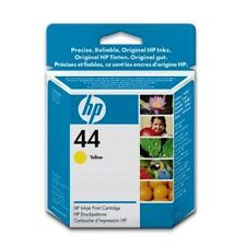 ORIGINAL & SEALED HP44 / 51644Y YELLOW INK CARTRIDGE - SWIFTLY POSTED!