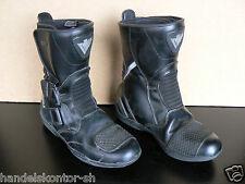Cycle Spirit Touring Short Stiefel Boots schwarz m. Klettverschluss Gr 42 DEFEKT