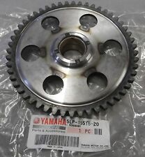Genuine Yamaha YFM660 Raptor Starter Ring Reduction Gear 3 z=52t 5LP-15515-20