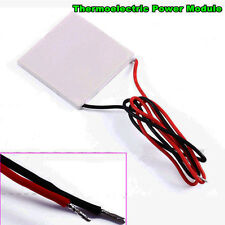 Thermoelectric Power Generator Peltier Module TEG 40*40mm 150℃ High Temperature
