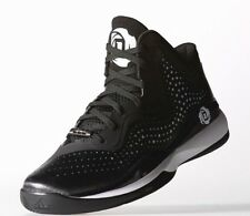 $115 Adidas Derrick Rose 773 III Basketball Shoes Black White C75721 US 8