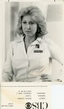 MICHAEL LEARNED PRETTY PORTRAIT NURSE TV SHOW ORIGINAL 1981 CBS TV PHOTO