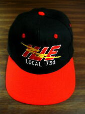 International Union Electrical Radio Machine Worker IUE Local 730 Snapback Hat