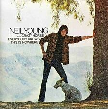 Young,Neil - Everybody Knows This Is Nowhere (CD NEUF)