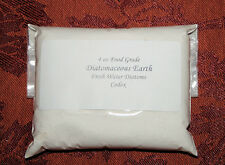 4 oz Perma-Guard Food Grade Diatomaceous Earth CODEX DE Bed Bugs, Fleas, more
