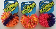 Koosh, Set of 3, Original Classic Koosh Balls