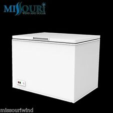 Sunstar Solar DC Powered Chest Freezer 9 cu.ft.