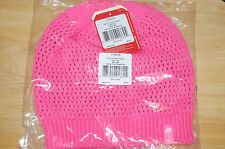 the north face youth shinsky hat beanie winter reversible gem pink medium