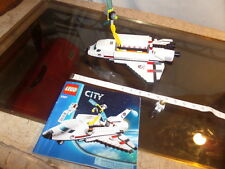 LEGO CITY 3367 SPACE SHUTTLE  99% COMPLETE WITH MANUAL