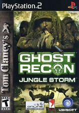 Tom Clancy's Ghost Recon: Jungle Storm - Playstation 2 Game Complete