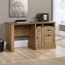 Computer Desk - Scribed Oak - Barrister Lane Collection (418294)