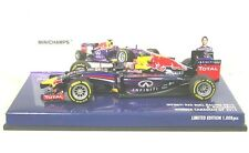 Red Bull Racing RB10 No.3 Winner Canadian GP 2014 (Daniel Riccardo)