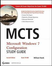 MCTS Microsoft Windows 7 Configuration Study Guide, Study Guide: Exam -ExLibrary