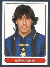 PANINI EUROPEAN FOOTBALL STARS 1997- #119-INTER MILAN & CHILE-IVAN ZAMORANO