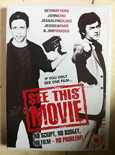 Seth Meyers John Cho SEE THIS MOVIE ~ 2005 Cult Comedy | DVD