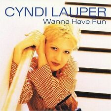 CYNDI LAUPER - WANNA HAVE FUN - NEW CD