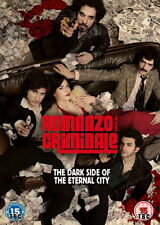 ROMANZO CRIMINALE - SEASON 1 - DVD - REGION 2 UK