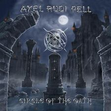 AXEL RUDI PELL - CIRCLE OF THE OATH - BOX SET 2LP+CD BRAND NEW SEALED 2012