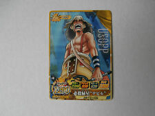 Carte One Piece Usopp !!!
