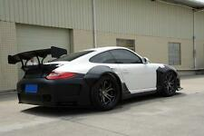 Widebody kit para Porsche 911 997 Turbo S ancha parachoques DTM bumper bodykit