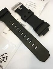Genuine Casio Replacement Band for G Shock GA150 GA150MF Black GA-150 GA-150MF