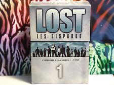 Coffret 7 DVD d'occasion en excellent état - Série : LOST - Intégrale Saison 1 -