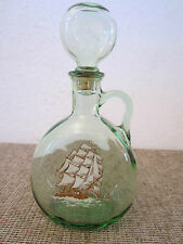 """NAUTICAL """"OLD FITZGERALD"""" FLAG SHIP DECANTER"""