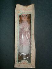 "Collectable 16"" Porcelain Doll, The Leonardo Collection, 'Sophie'"