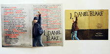 2 X I DANIEL BLAKE FILM MOVIE POSTCARDS - KEN LOACH DAVE JOHNS