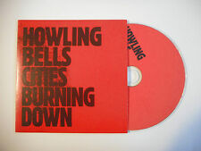 HOWLING BELLS : CITIES BURNING DOWN ( RADIO EDIT ) ♦ CD SINGLE PORT GRATUIT ♦