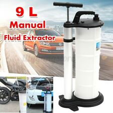 cypressen /Öl Absaugpumpe Alkohol Handpumpe mit Spritze Pumpe Manual Vacuum Oil Pump Extractor Fluid f/ür Wasser Benzin Motor/öl Brennstoff