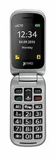 [Mother's Day Deal] JETHRO SC330 3G UNLOCKED FLIP SENIOR SOS SIMPLE CELL PHONE