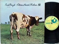 "PINK FLOYD - Atom Heart Mother LP (Later US Issue on HARVEST w/""Title Cover"")"