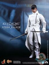 1/6 Scale G.I Joe Retaliation Snake Eyes & Storm Shadow Set of 2 by Hot Toys