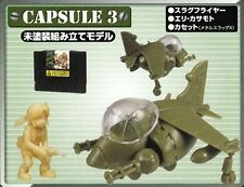 Metal Slug SNK NEOGEO Mechanical Figure Kit aprox 1.5-Super Flier Eri