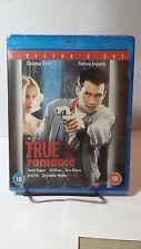 True Romance - Director's Cut [Blu-ray,Region Free,Christian Slater]NEW-Free S&H